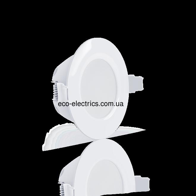 Точечный LED светильник MAXUS SDL mini, 3W мягкий свет (1-SDL-010-01) - 2