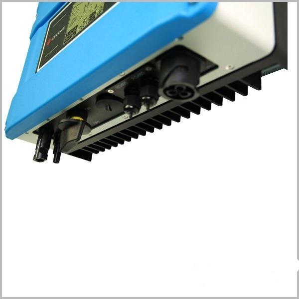 Мережевий сонячний інвертор GoodWe 1.5кВт, 220В (Модель GW1500-SS) - 1