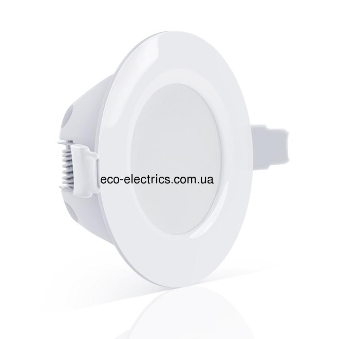Точковий LED світильник MAXUS SDL mini, 6W м'яке світло - 1