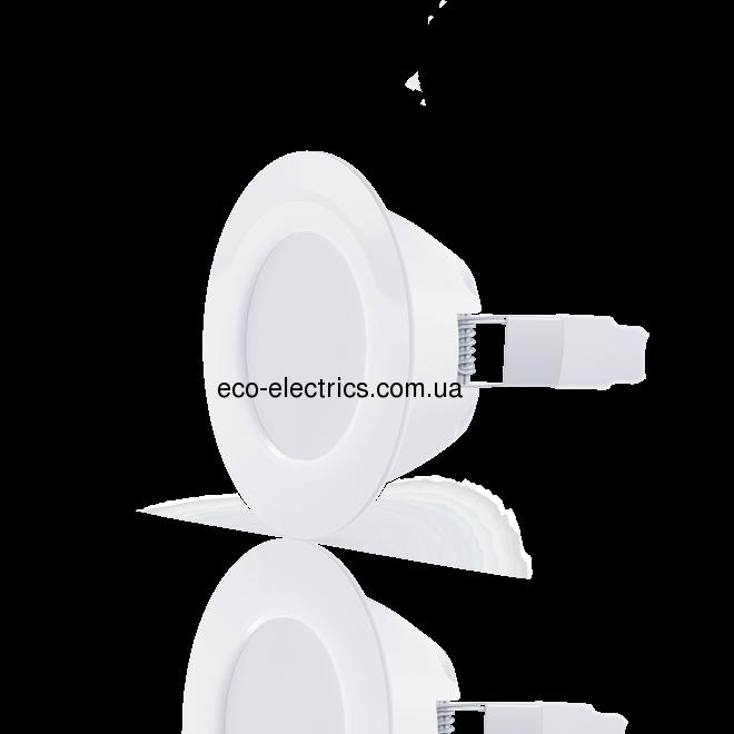 Точковий LED світильник MAXUS SDL mini, 3W м'яке світло (1-SDL-010-01) - 1