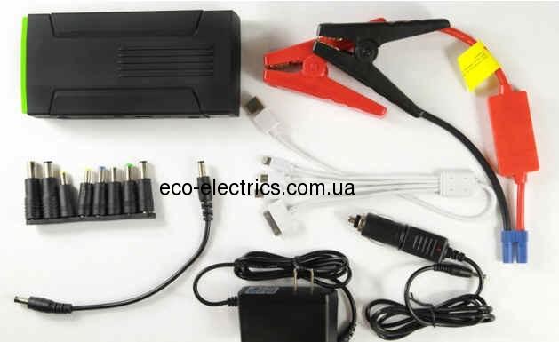 Універсальний зарядний пристрій PowerOn 16000mAh - 2