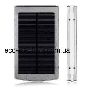 Power Bank 20000 mAh із сонячною батареєю + 20LED * 1333 - 1
