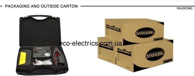 Універсальний зарядний пристрій PowerOn Plus 16800mAh - 2