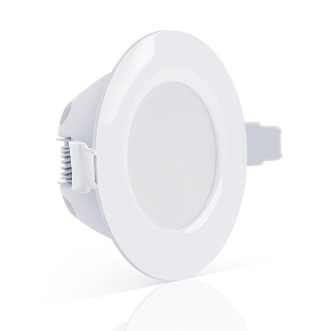 Точковий LED світильник MAXUS SDL mini, 8W м'яке світло  - 2