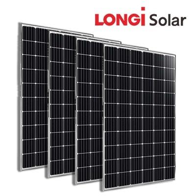 Комплект мережевої сонячної електростанції потужністю 30 кВт (преміум) - 1
