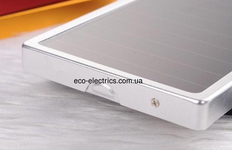 Power Bank 6000 mAh із сонячною батареєю * +1433 - 2